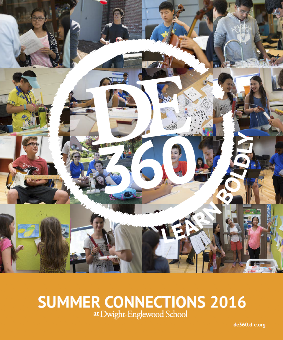 Summer Connections 2016 Catalog